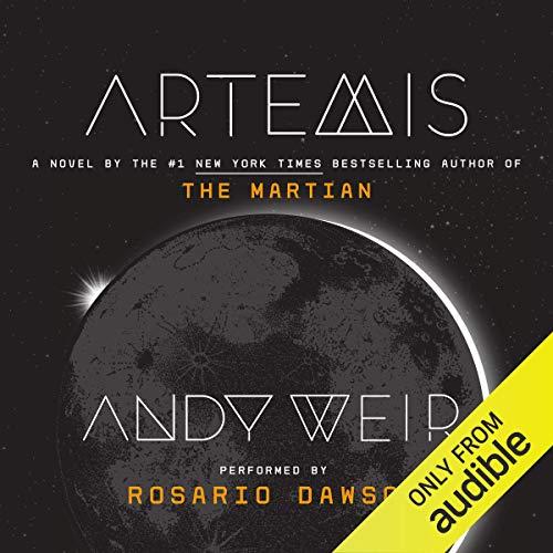 Artemis (Best Apple Audible Books)