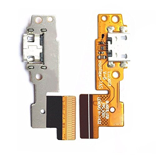 New USB Port Charge Charger Charging Connector Board Flex Cable For Lenovo YOGA PAD B6000 Tablet Replacement Part -  QSM technology