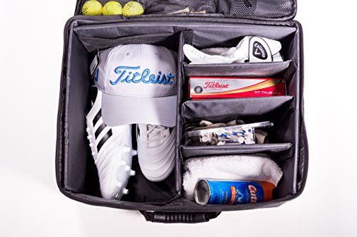 Athletico Golf Trunk Organizer Storage - Car Golf Locker To Store Golf Accessories | Collapsible When Not In Use by Athletico (Image #5)