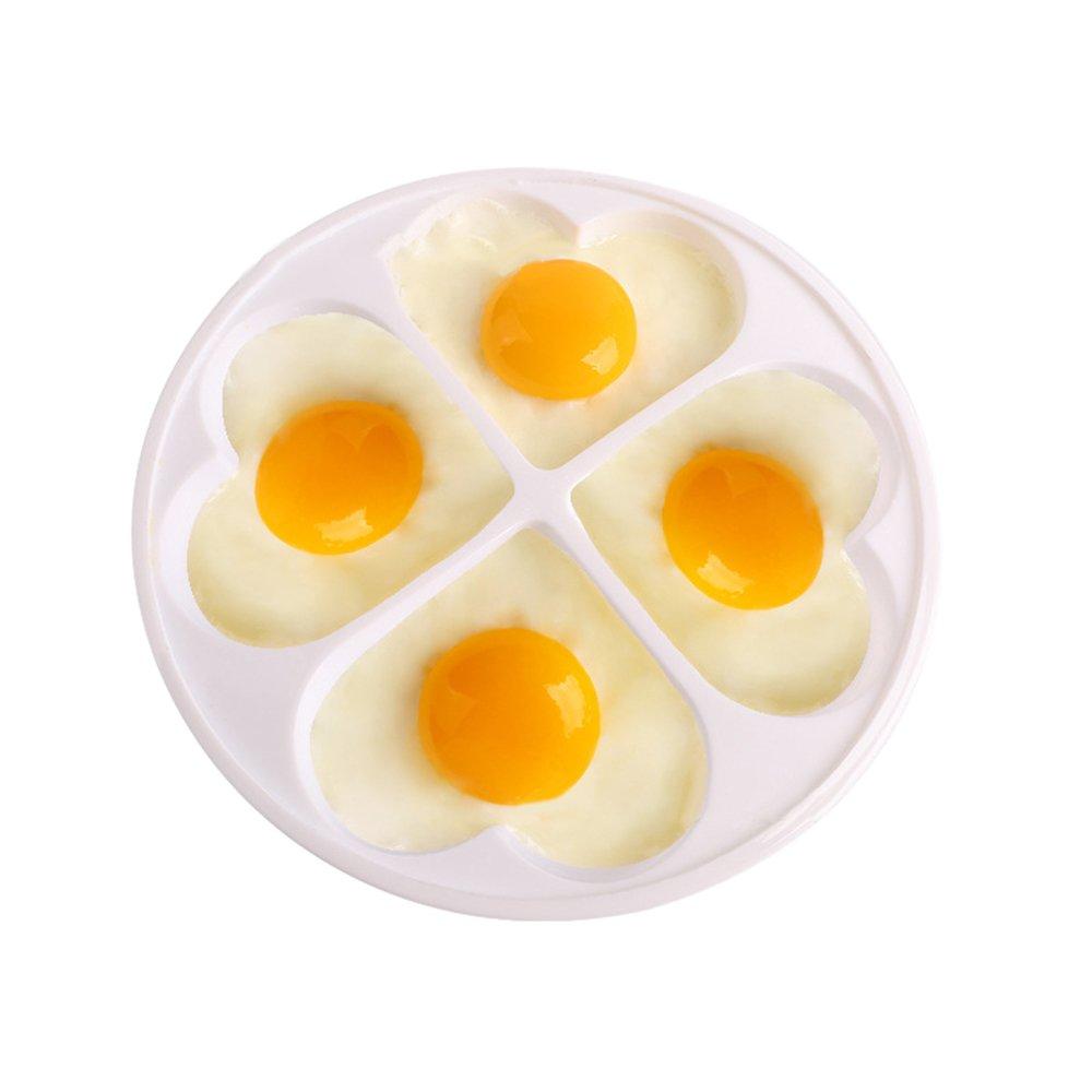 Life Maison Arrocera Microondas Huevos bolsillos Forma Corazones ...