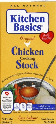 Price comparison product image Stock Chicken All Natural (Pack of 12)