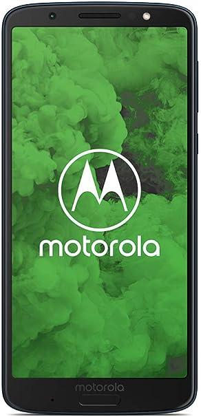 Motorola paav0016de 14,986 cm (5,9 pulgadas) Moto G6 Plus ...