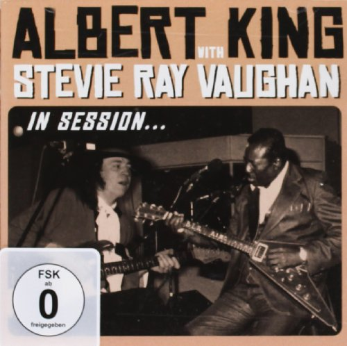 Stevie Ray Vaughan - In Session [Deluxe Edition CD/DVD] - Zortam Music