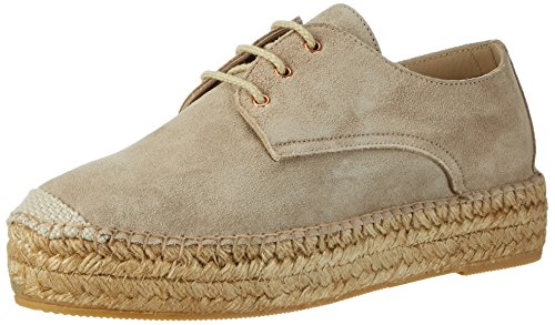 Fred De La Bretoniere Damen Sneakers Beige (sabbia)