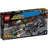 LEGO - 76045 - DC Comics Super Heroes - L'interception de la Kryptonite