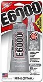 Glue W/Tips E6000 1oz