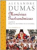capa de Memórias Gastronômicas De Todos Os Tempos