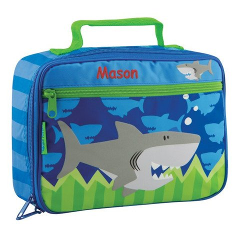 Personalized Classic Shark Lunch Box - CUSTOM NAME]()
