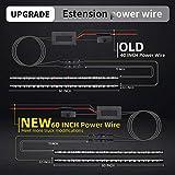 ONERAY 2PCS 60'' 180 LEDs Truck Bed Light Strip Kit