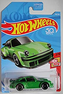 Hot Wheels 2018 50th Anniversary Then And Now Porsche 934 Turbo RSR 338/365,