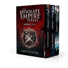 The Desolate Empire Series: Books 1-3