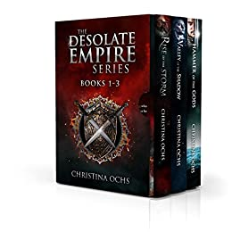 The Desolate Empire Series: Books 1-3 by [Ochs, Christina]