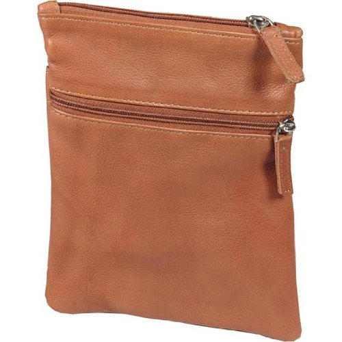 Harness Cowhide Leather Tote (Harness Cowhide Leather Mini-Tote/Passport Holder Color: Camel)