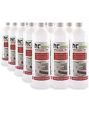 Höfer Chemie 24 x 1 L bio-ethanol 100% zuiver voor ethanolhaard, ethanolbranders, tafelhaard en bio-ethanolhaard