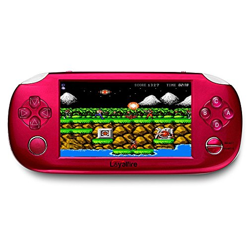 portable games systems - 4