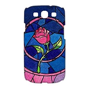 Creative Treasure Design Beauty and the Beast Samsung Galaxy S3 9300 3D Best Durable Case