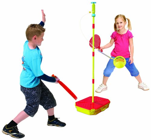 (Mookie Classic Swingball Tetherball Set - Portable)