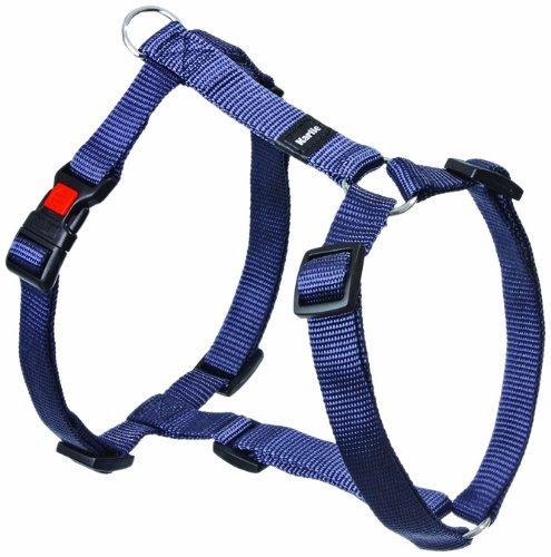 Night bluee youth large   11-13 Night bluee youth large   11-13 Karlie Art Sportiv Plus Harness, 65-100 cm x 25 mm, Night bluee