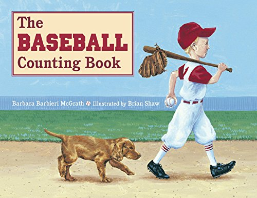 The Baseball Counting Book ()