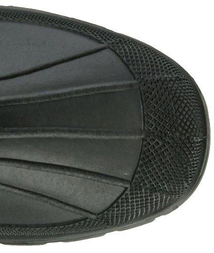 Trespass Dodo, Unisex-Erwachsene Schneestiefel Schwarz (Black)