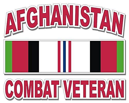 Vinyl USA Afghanistan Combat Veteran 5.5
