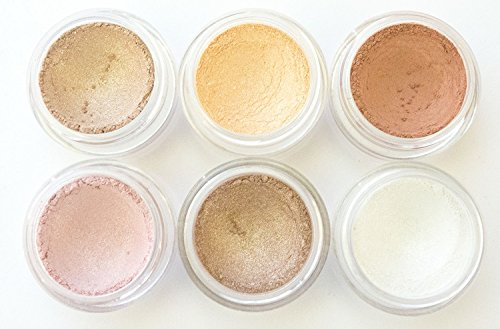 Grace My Face Minerals- New Eyeshadow Collection- - My New Shades