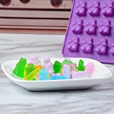 Gummy Bear Candy Molds Silicone - Chocolate Gummy