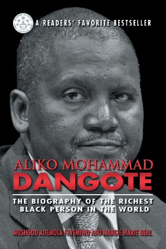 Aliko Mohammad Dangote: The Biography of the Richest Black Person in the World from Brand: Strategic Book Publishing