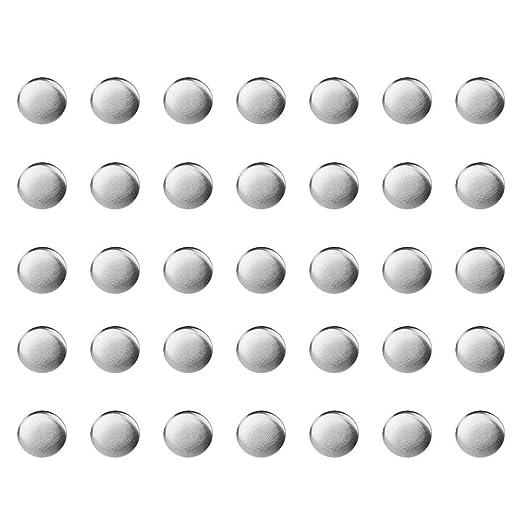 1000pcs Badge Button, DIY Blank Pin nadadores Button 32 mm Broche ...