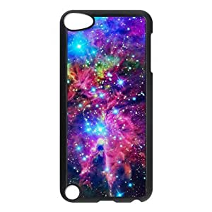 Sparkle Nebula Space Protective Hard PC Back Fits Cover Case for iPod Touch 5, 5G (5th Generation)