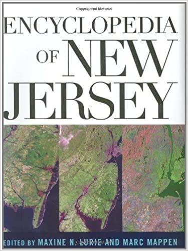 275db3ba Encyclopedia of New Jersey: Maxine N. Lurie, Marc Mappen, Michael Siegel:  9780813533254: Amazon.com: Books