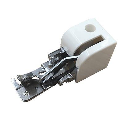 Lado Cutter Presser Foot, cutelove Multi Función Domestic eléctrica máquina de coser piezas pie de