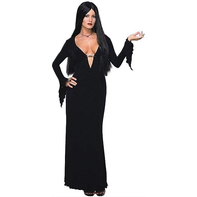 Amazon.com: Rubies - Disfraz de mujer sexy Morticia Addams ...