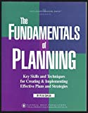 Fundamentals of Planning 9781558521698