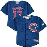 Kris Bryant Chicago Cubs Kids Cool Base Alternate Blue Replica Jersey