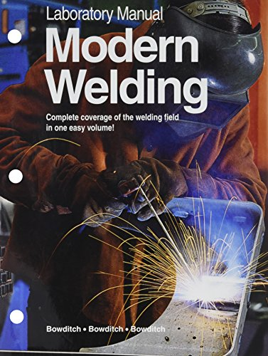 Laboratory Manual for Modern Welding
