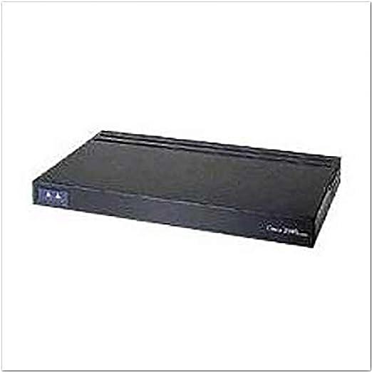 Computer Black Aluminum Cisco Router 2513 Used Renovators Supply