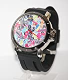 No Fear Sticker Bomb Motocross Custom Watch Fit Your Bike