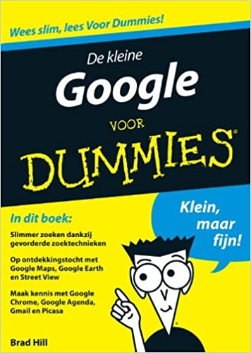 De kleine Google voor Dummies: Amazon.es: Brad Hill ...