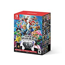 Super Smash Bros Ultimate Special Edition Nintendo Switch Games and Software