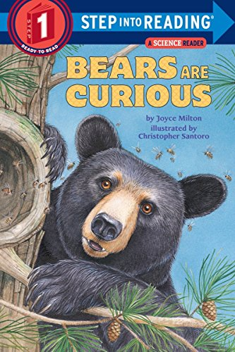 Bears Are Curious (Step-Into-Reading, Step 2) ()