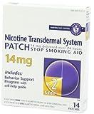 Nicotine Transdermal System Patch, Stop Smoking