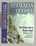 Himalayan Odyssey, Parker Antin and Weiss, 1556111975