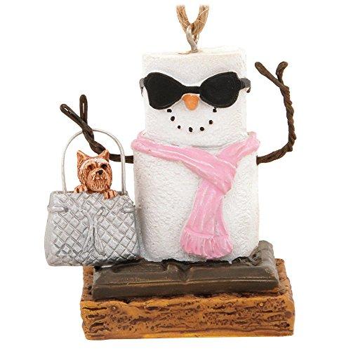 Midwest-CBK S'mores Diva Ornament (Smore Ornament)