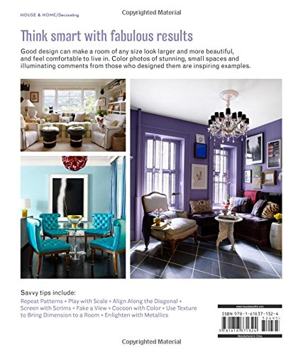 Amazon | House Beautiful Think Small: Make The Most Of Every Square Foot |  House Beautiful Magazine | Decorating
