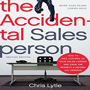 The Accidental Salesperson Audiobook
