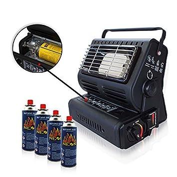 RSonic calefacción de gas cerámica radiador de gas calefacción para Tienda Outdoor caravana equipo de camping ...