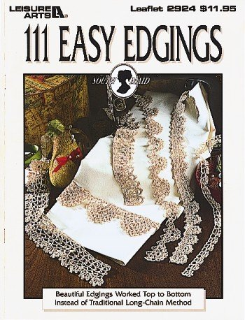 - 111 Easy Edgings - Crochet Patterns