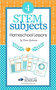 STEM Homeschooling Tips: How to Create Fun Lessons in Science, Tech, Engineering, & Math by [Lockman, Diane]