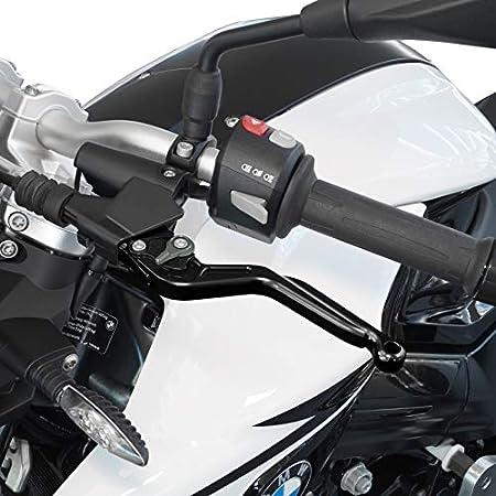 750 X NC 750 S Motorrad Bremshebel /& Kupplungshebel Set SW//RO V1 L/ängenverstellbar ABE f/ür Honda CB 650 F CBR 650 F